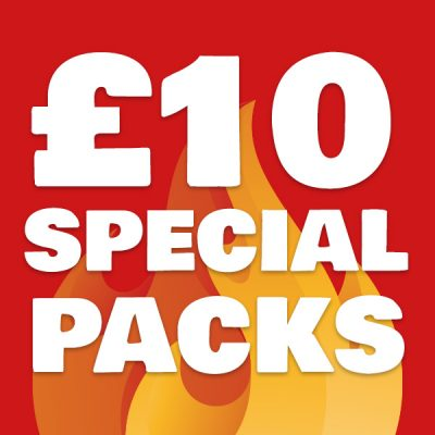 £10 Special Packs